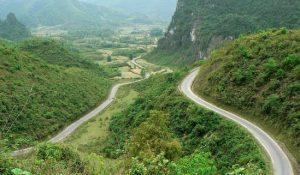 Đèo Khau Liêu nhiều huyền thoại