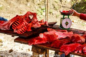 Thịt bò đèo Mã Phục được nhiều người ưa chuộng