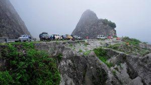 Đèo thung Khe là điểm săn mây lý tưởng