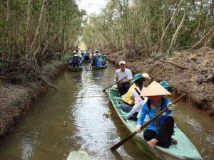 Du lịch sông nước ở Đồng Tháp