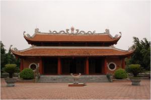 Khu di tích Nhà Trần ở Thái Bình
