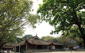 Nét quyến rũ đình làng Đồng Kỵ