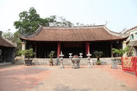 Đình làng Thổ Hà