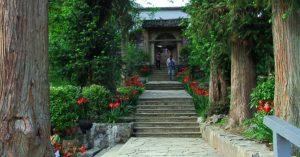 Khu dinh thự này đã được trùng tu lại và trở thành một điểm nhấn đọc đáo trong chuyến du lịch đến cao nguyên đá Đồng Văn.