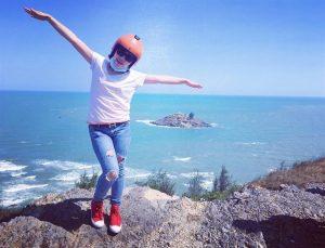 Du lịch Vũng Tàu,, check in trên đồi con Heo