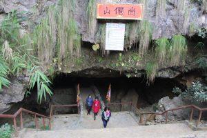 Động Tiên Sơn nổi tiếng ở lai châu bởi sự rộng lớn và hùng vĩ của các hang đá