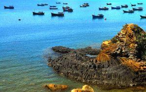 Canh đẹp biển Phú yên