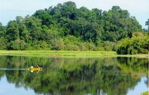 Khu du lịch sinh thái Nâm Lung