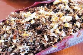 Gỏi kiến mới đầu nhìn khó ăn nhưng khi đã ăn thì dễ nghiện