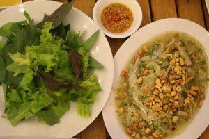 Gỏi cá Mai đầm Ô Loan ngon nhất vùng miền Trung