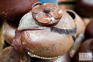 Gốm Hương Canh luôn đẹp và bền khi sử dụng