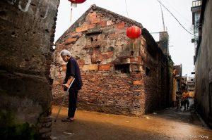 Độc đáo những ngôi nhà làm từ gốm Thổ Hà