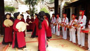 Hát Xoan được Unesco công nhận là di sản văn hóa phi vật thể