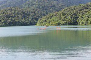 Mênh mông non nước hồ Khe Chảo