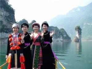 Mỗi mùa, Tuyên Quang lại mang những vẻ đẹp khác nhau