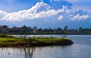 Hồ Tây như một Đà Lạt thu nhỏ giữa vùng cao nguyên