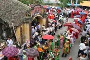 Lễ hội chùa Lương