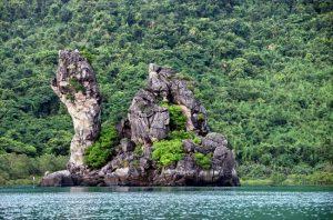 Đảo Thiên Nga với hệ sinh thái phong phú