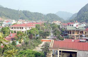 Cảnh quan huyện Chợ Đồn ngày nay