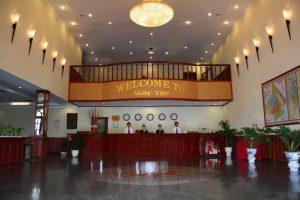 Khách sạn ở Sóc Trăng