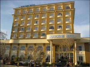 Khách sạn indochine Kon Tum 3 sao chất lượng phục vụ tốt