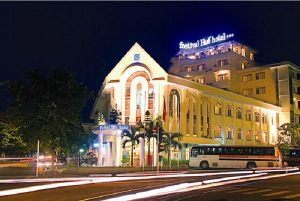 Khách sạn Festival huế