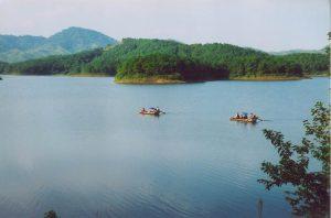 Khu du lịch sinh thái Khuôn Thần