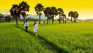 Một cảnh đẹp ở Kiên Giang