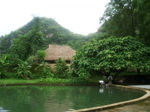 Ngoài tắm mát, nghỉ dưỡng, những sinh hoạt văn hóa luôn để lại ấn tượng trong lòng du khách