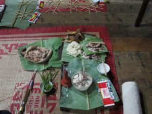 Nghi lễ cúng bái ở huyện Lạc Sơn