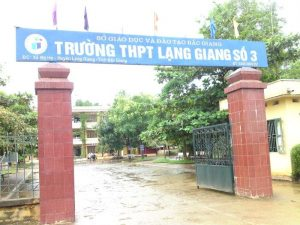 Trường học ở huyện Lạng Giang