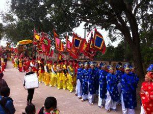 Lễ hội chùa Bút Tháp được tổ chức long trọng, quy mô lớn