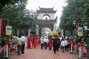 Lễ hội đền An Sinh