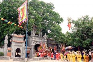 Lẽ hội đền Trần
