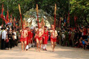 Lễ hội đền Đô