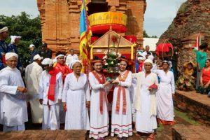 Lễ hội Ka Tê của người Chăm