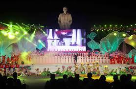 Lễ hội làng Sen ở thành phố Vinh