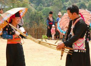 Một lễ hội ở Mai Châu