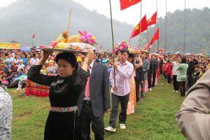 Lễ hội mùa xuân Ba Bể