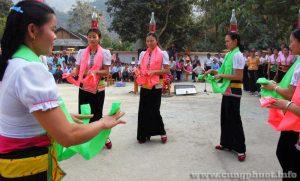 Lễ hội Nàng Han tổ chức để ghi nhớ công ơn nàng gips bản mường đánh giặc