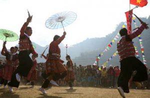 Lễ hội Nhặn Sồng của người Dao đỏ