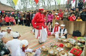 Đây là lễ hội chung của người Chăm, không phân biệt giáo phái