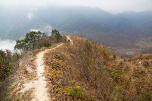 Một con đường khá giống đỉnh tà Xùa nhưng chỉ đáng gọi Tà Xùa là cụ