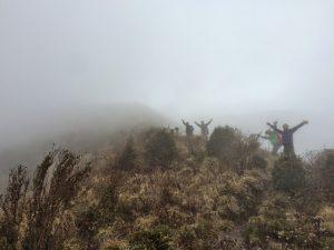 Những ngày đông,Lùng Cúng mờ sương, ảo ảo