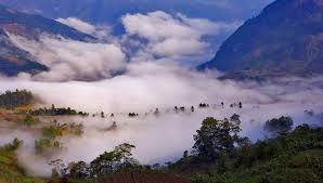Lũng Vân cảnh đẹp hút mắt người xem