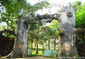 Suối Ngọc Vua Bà là điểm du lịch nổi tiếng ở Lương Sơn