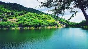 Cảnh đẹp tuyệt vời ở thung lũng Ma Thiên Lãnh