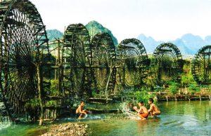 Những con nước ở Mai Châu