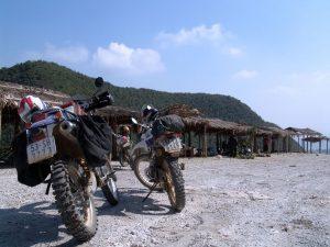Những chiến binh sát cánh cùng phượt thủ trên chằng đường du lịch Hòa Bình