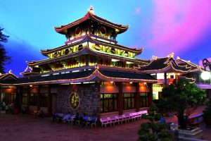 Ngôi miếu linh thiêng bà chúa Xứ được nhiều du khách ghé thăm khi du lịch An Giang